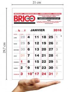 Calendario Svizzero.Calendario Svizzero Mini Formato A4 Tipolitografia Leone