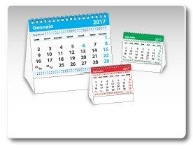 Offerte tipolitografia leone - Calendario 2017 da tavolo ...